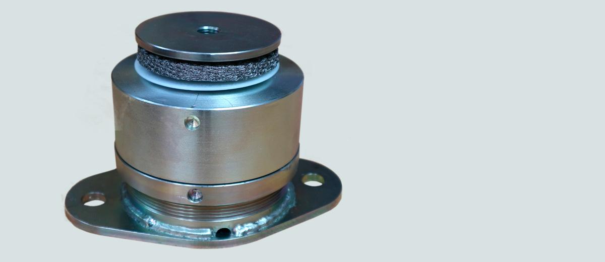 Lanzamiento amortiguador VIB-692